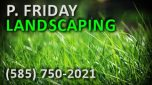 P. Friday Landscaping